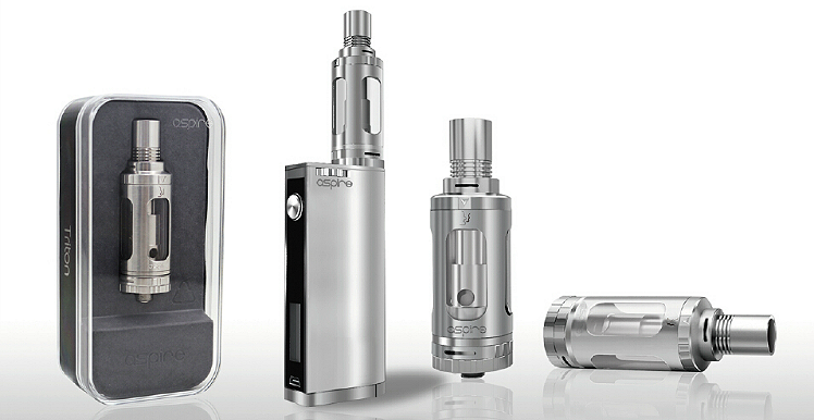 ATOMIZER - ASPIRE Triton Sub Ohm Clearomizer