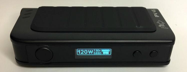KIT - Pioneer4You IPV4 S 120W ( Black )