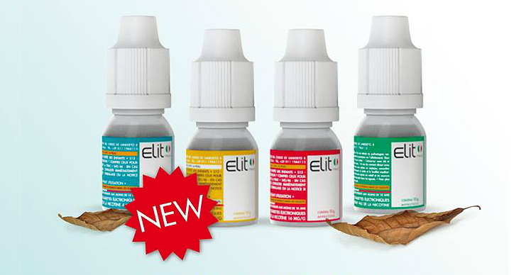 10ml SCOTT / CREAMY SWEET TOBACCO 8mg eLiquid (With Nicotine, Low) - eLiquid by Elit Italia