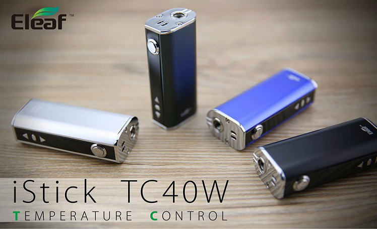 BATTERY - Eleaf iStick 40W TC ( Black )