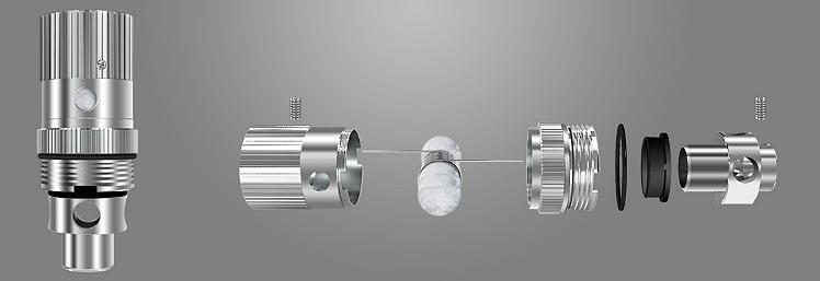 ATOMIZER - Aspire Triton RTA/RBA Kit