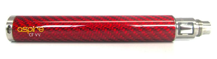 BATTERY - ASPIRE CF VV 1600mAh ( Red )
