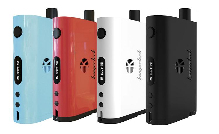KIT - Kanger NEBOX 60W Temperature Control Box Mod ( Black )