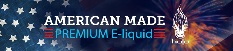 30ml LONGHORN 12mg eLiquid (With Nicotine, Medium) - eLiquid by Halo