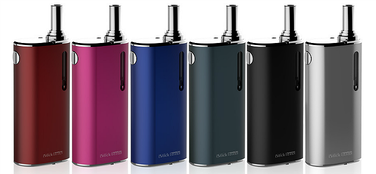 KIT - Eleaf iStick Basic Full Sub Ohm Kit ( Black )