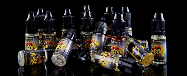 D.I.Y. - 10ml STRAWBERRY EXPLOSION eLiquid Flavor by K-Boom