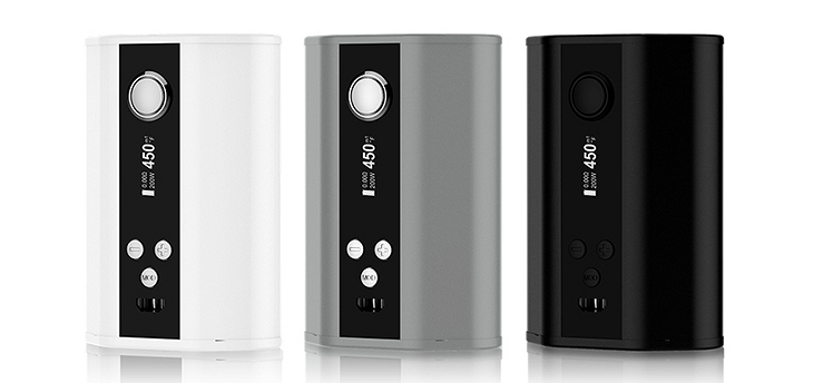 KIT - Eleaf iStick 200W TC Box Mod ( Grey )
