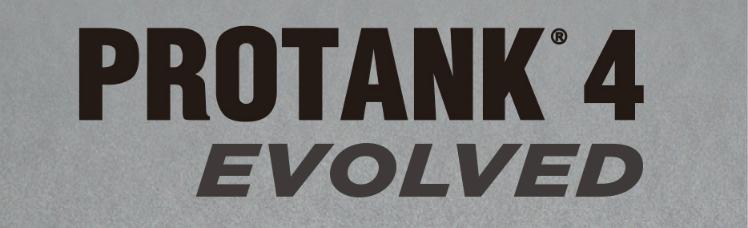 ATOMIZER - Kanger PROTANK 4 Sub Ohm Tank Atomizer ( Stainless )