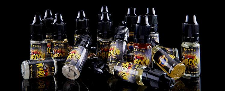 D.I.Y. - 10ml BOOM CUSTARD eLiquid Flavor by K-Boom