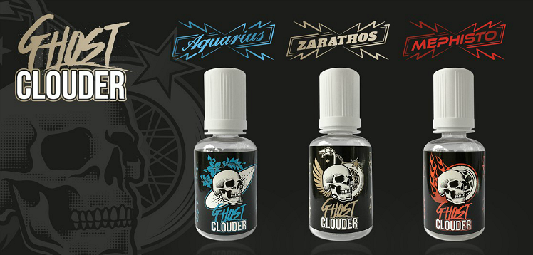 D.I.Y. - 30ml AQUARIUS eLiquid Flavor by Ghost Clouder