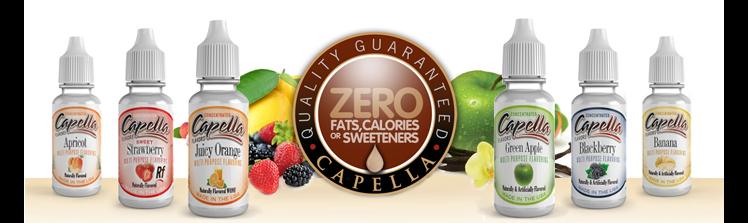 D.I.Y. - 13ml STRAWBERRIES & CREAM eLiquid Flavor by Capella