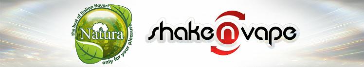 D.I.Y. - 30ml 7 FOGLIE 0mg 65% VG TPD Compliant Shake & Vape eLiquid by Natura