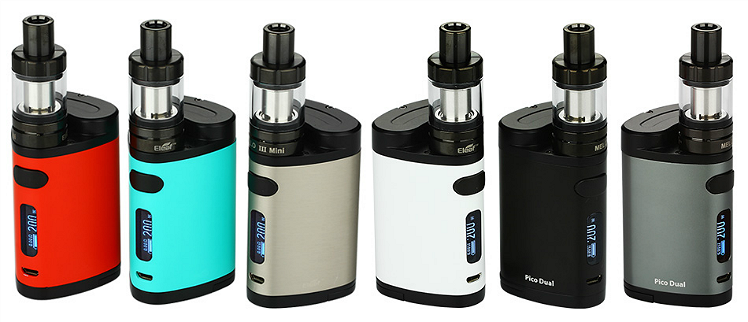 KIT - Eleaf Pico Dual Full Kit ( Black )