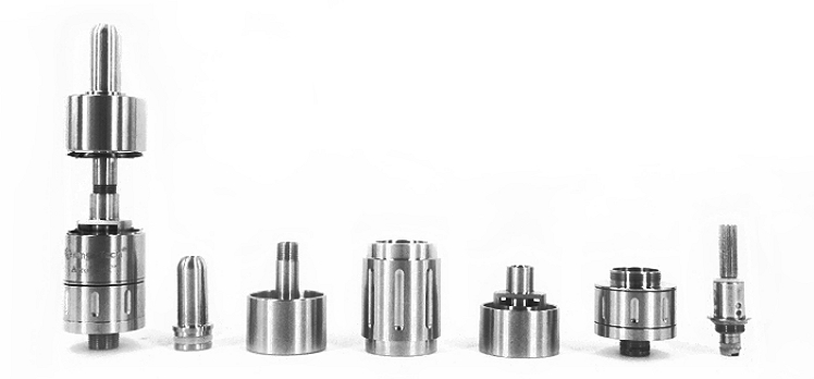 ATOMIZER - KANGER Aerotank V2 BCC Clearomizer - 2.5ML Capacity - 100% Authentic