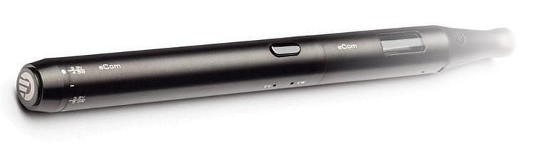 KIT - JOYETECH eCom 1000mA VV / VW Single Kit (Black)