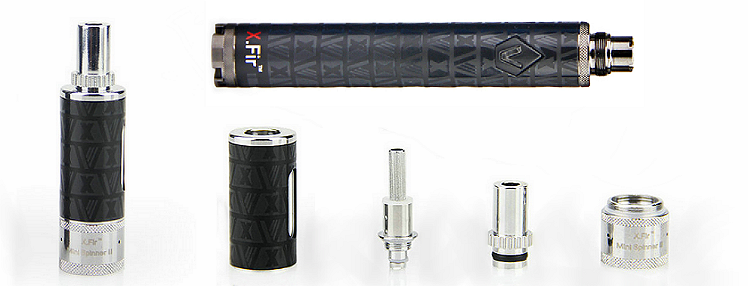 KIT - VISION / VAPROS Spinner 2 (II) Mini 850mA VV BDC Kit ( 3.3V - 4.8V ) - 100% Authentic ( Blue )