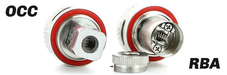 ATOMIZER - KANGER Subtank Mini Sub Ohm Clearomizer