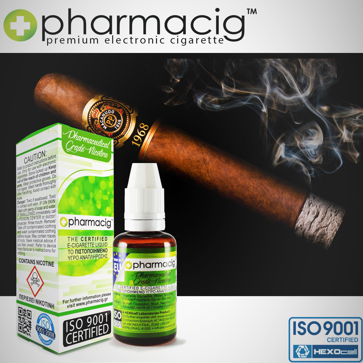 Image Result For Electronic Cigars Without Nicotine