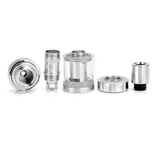 how to change coil in a melo iii atomizer