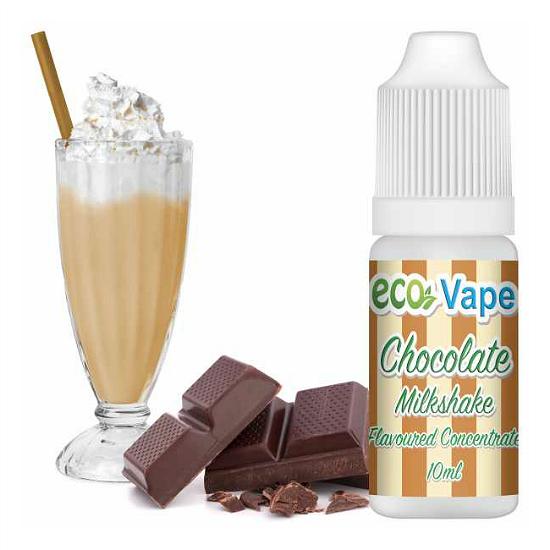 D.I.Y. - 10ml CHOCOLATE MILKSHAKE eLiquid Flavor by Eco Vape image 1 ...