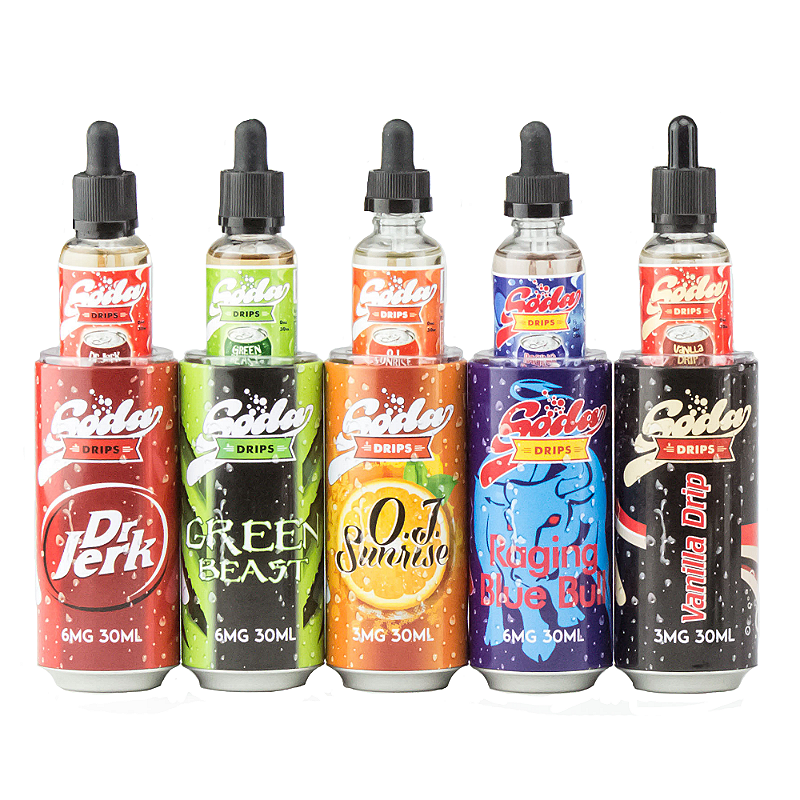 Vape Juice <b>Flavors Without Nicotine</b> - Image Juice 2018