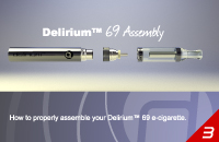 KIT - delirium 69 Classic (Single Kit) image 5