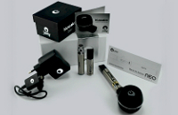 KIT - Janty Neo Classic Double Kit with Kuwako E-Pipe Extension (Silver) image 1