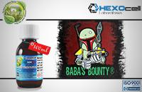 100ml BABA'S BOUNTY 9mg eLiquid (With Nicotine, Medium) - Natura eLiquid by HEXOcell image 1