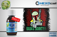 100ml BABA'S BOUNTY 18mg eLiquid (With Nicotine, Strong) - Natura eLiquid by HEXOcell image 1