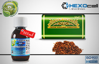 100ml VIRGINIA 9mg eLiquid (With Nicotine, Medium) - Natura eLiquid by HEXOcell image 1