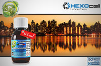 100ml MANHATTAN 9mg eLiquid (With Nicotine, Medium) - Natura eLiquid by HEXOcell image 1