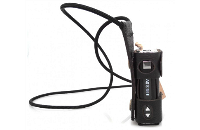 VAPING ACCESSORIES - Argo iStick 20W/30W Leather Carry Case with Lanyard ( Black ) image 2
