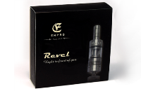 ATOMIZER - EHPro Revel RDTA Rebuildable Dripping Tank Atomizer ( Black ) image 1