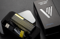 KIT - Vapros iBox Mini 30W Sub Ohm - 2000mAh VV/VW ( Yellow ) image 1