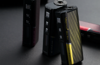 KIT - Vapros iBox Mini 30W Sub Ohm - 2000mAh VV/VW ( Yellow ) image 2