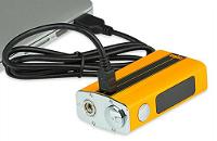 KIT - Joyetech eVic VT Sub Ohm 60W Express Kit ( Racing Yellow ) image 6