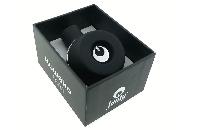 KIT - Janty eGo C VV 900mAh with Kuwako E-Pipe Extension (Single Kit - Variable Voltage - Black)  image 11