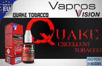 30ml QUAKE 18mg eLiquid (With Nicotine, Strong) - eLiquid by Vapros/Vision image 1