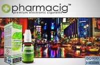 30ml NEW YORK CITY 0mg eLiquid (Without Nicotine) - eLiquid by Pharmacig image 1