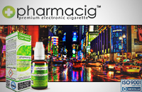 30ml NEW YORK CITY 18mg eLiquid (With Nicotine, Strong) - eLiquid by Pharmacig image 1