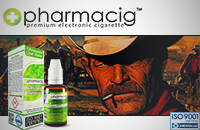 30ml RED TOBACCO 9mg eLiquid (With Nicotine, Medium) - eLiquid by Pharmacig image 1