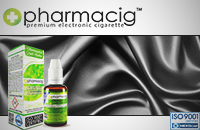 30ml SILVER SILK 18mg eLiquid (With Nicotine, Strong) - eLiquid by Pharmacig image 1