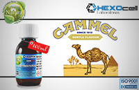 100ml CAMMEL 18mg eLiquid (With Nicotine, Strong) - Natura eLiquid by HEXOcell image 1