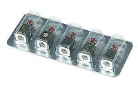 ATOMIZER - 5x KANGER Vertical OCC Atomizer Heads V2 (0.5Ω) image 1