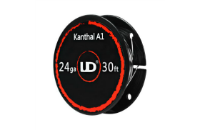 VAPING ACCESSORIES - UD Kanthal A1 24 Gauge Wire ( 30ft / 9.15m ) image 1