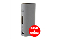 VAPING ACCESSORIES - Kanger Kbox Mini & Subox Mini Protective Silicone Sleeve ( Gray ) image 1