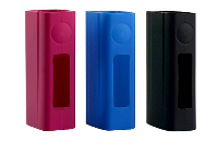 VAPING ACCESSORIES - Joyetech eVic VT Protective Silicone Sleeve ( Dark Blue ) image 1