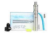 KIT - Eleaf iJust 2 Sub Ohm Kit ( Stainless ) image 1