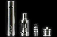 KIT - Eleaf iJust 2 Sub Ohm Kit ( Stainless ) image 4