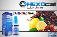 30ml SA-TI-SFACTION 9mg eLiquid (With Nicotine, Medium) - eLiquid by HEXOcell image 1